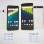 Google releases two new smartphones and the Pixel C tablet