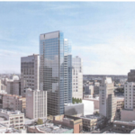 Exclusive: Oakland's first tower in eight years files for building permits
