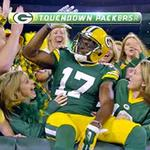 Associated Bank ups advertising after Rodgers
