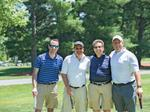 Out & About: Teeing off to support families