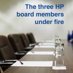The HP directors that might get the axe