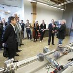 International attraction: Foreign company execs visit Global Water Center: Slideshow