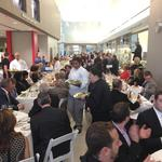 Too many chefs in the kitchen? Not at this awards dinner