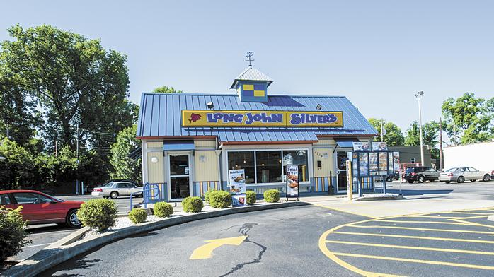 Long John Silver's adds to its C-suite
