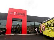 City Garage is 101 Dickman St. in South Baltimore.