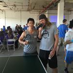 Allbound hosting its 2nd SaaS ping pong tournament