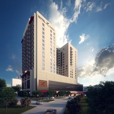 Hotel Zaza Memorial City Reveals Opening Date Luxury Suites Designs Houston Business Journal