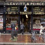 Leavitt & Peirce refuses to be snuffed out by smoking laws