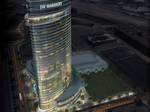 JW Marriott owner pitches park where towers were once proposed