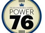 Power 76 Countdown: The Philadelphia Business Journal names the most influential people in Greater Philadelphia