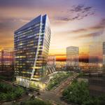It's confirmed: Cushman & Wakefield lands in Crescent's 'very sexy' Uptown tower