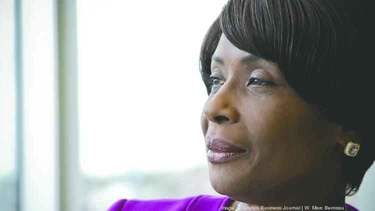Frederica M. Williams, president and CEO of Whittier Street Health Center.