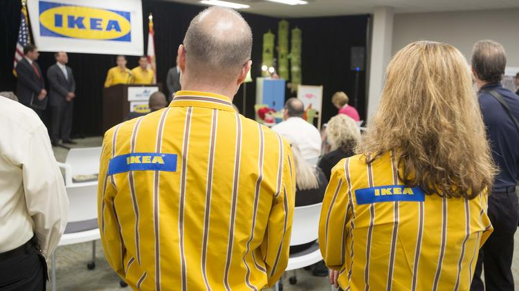 Swedish retailer ikea 39 s jacksonville location bodes well for Ikea st paul mn