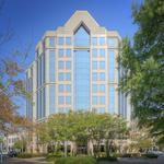 10-story tower in Durham signs big office tenant – now owner looking to sell
