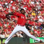Reports: Reds trade Aroldis Chapman