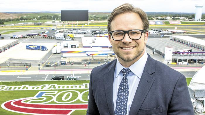 ​CBJ Morning Buzz: Charlotte speedway's big reveal; New president at JWU uptown; SouthPark's latest shop