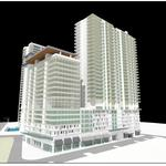 Three major projects proposed in North Miami Beach, including three-tower development