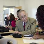 Dallas ISD Superintendent <strong>Mike</strong> <strong>Miles</strong> keeps his job