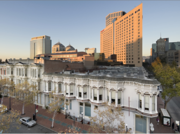 The retail and office complex Old Oakland has been sold for $45 million.