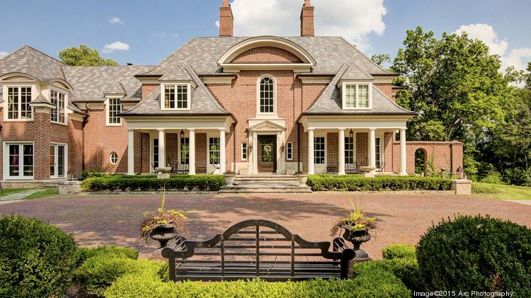 Photo Tour Most Expensive Home For Sale In Central Ohio Is A 5m