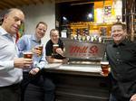 A-B InBev buys Canadian craft brewer