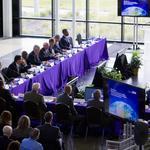 FedEx hosts air traffic control modernization committee