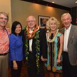 University of Hawaii's Shidler College reveals 2015 Hall of Honor awardees: Slideshow