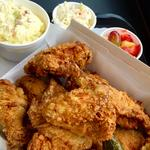 Comfort food alert: Fried chicken and doughnut joint opens in the Heights