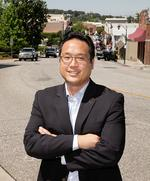 Small Private Company winner: James Kim