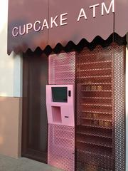 Sprinkles Cupcakes ATM at the Plaza at Preston Center