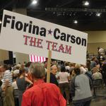 Carly Fiorina, Ben Carson to take part in Arizona town halls