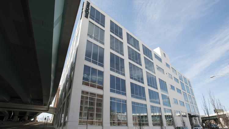 Emersion Design Expects To Move Into The Edge Building Before The End Of  The Year. Pictures