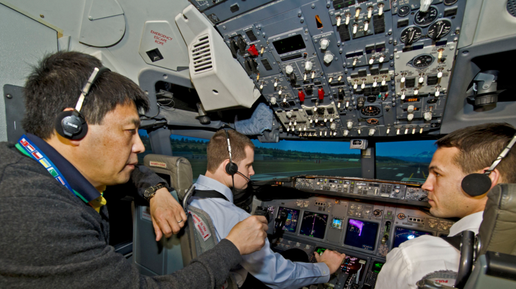 Boeing forecasts need for 1 2 million aircraft pilots