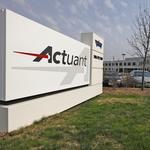 Actuant reports decline in 4Q, annual sales, profits