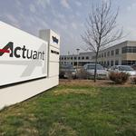 Energy sector challenges hit Actuant's 3Q sales
