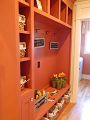 Rock Springs House 6: Home storage and organizing unit