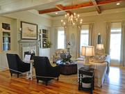 Rock Springs House 6: The interior design was done by Lisa Lynn Knight and Branson Batliner of Lisa Lynn Design Services LLC
