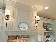 Rock Springs House 6: Shelving in kitchen