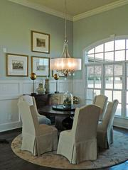 Rock Springs House 7: Barry Wooley and Lucy Layton Shaver of Barry Wooley Designs did the interior design.
