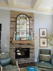 Rock Springs House 7: Fireplace
