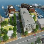 A divided North End debates <strong>Lewis</strong> Wharf proposal