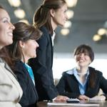 Philly's large public companies lack women leaders: Report