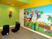 Rock Springs House 9: Child's playroom