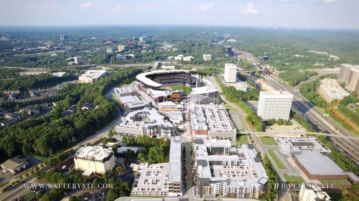 Braves lost $20 million in first year as public company