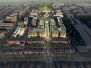 Another view of Roadside Development's vision for Walter Reed.