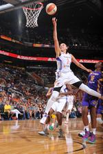 Phoenix Mercury go with digital tickets