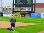 Greensboro Grasshoppers' stadium now First National Bank Field