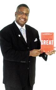 """Brian Black - President and chief executive officer, Urban League of Kansas Inc. """"The book """"Good to Great"""" is the road map I am using to transform the Urban League of Kansas into an accountable and effective nonprofit business. I've read it at least seven times and each time I learn something new. I also use the principles in my personal life."""""""
