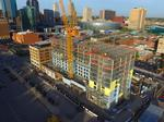Downtown's new Courtyard/Residence Inn hotel gets GM, sales director