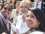 Hillary Clinton: Latinas starting more small businesses than any other group (photo gallery)